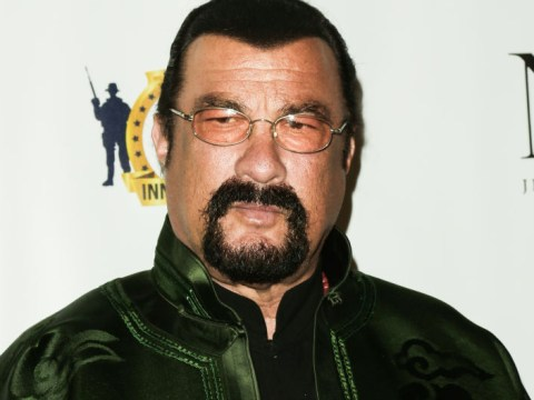 Steven Seagal storms out of BBC chat over confrontation about rape allegations made against him