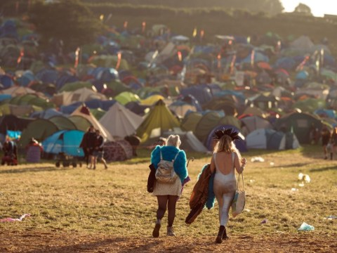 When is the Glastonbury 2019 ticket resale?