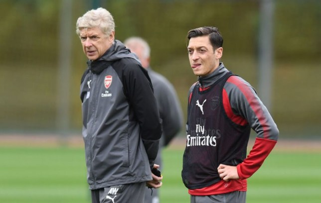 Arsenal news: Arsene Wenger admits regret over Mesut Ozil