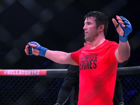 Chael Sonnen's insatiable wrestler's appetite created a fighter unafraid of any GOAT