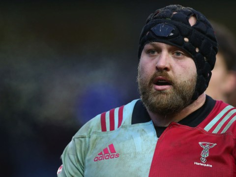 As a rugby player, I'm not ashamed to discuss my mental health. We can lead the way for men to open up more