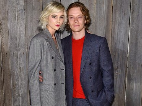 Alfie Allen announces surprise arrival of his first child with DJ girlfriend Allie Teilz