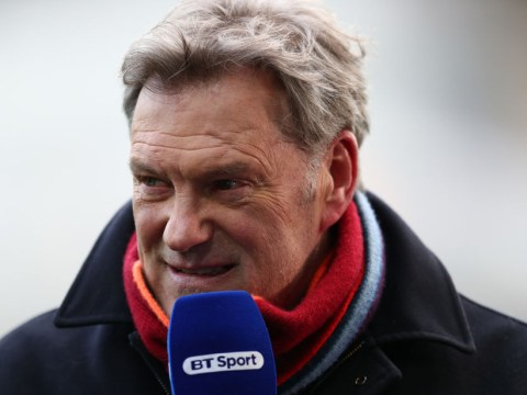 Glenn Hoddle in 'serious' condition but 'responding well' after being rushed to hospital