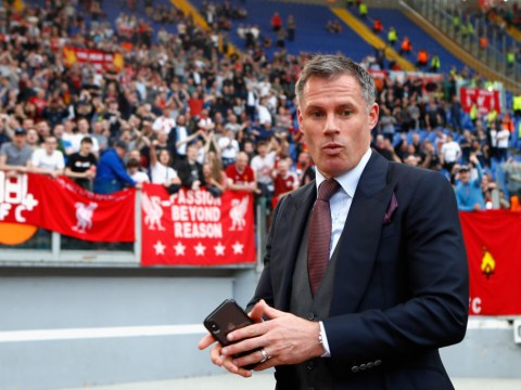 Jamie Carragher rates Chelsea's chances of beating Manchester City and Liverpool to the Premier League title