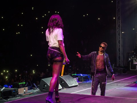 Who are Wizkid and Tiwa Savage?