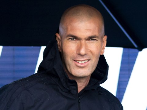 Manchester United would be 'very lucky' to have Zinedine Zidane, says Roberto Carlos