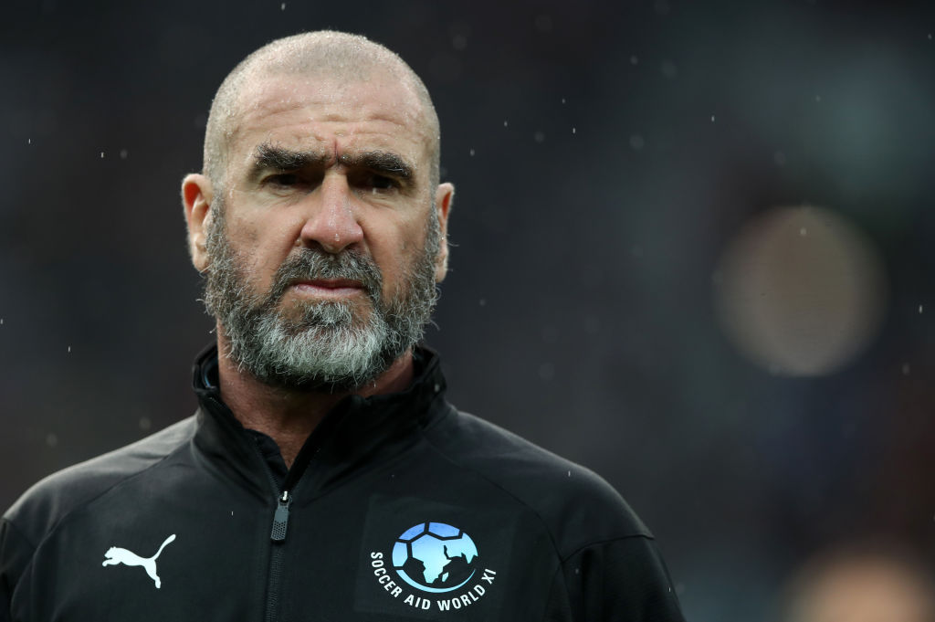 Manchester United legend Eric Cantona names Manchester City as Premier League's most exciting team