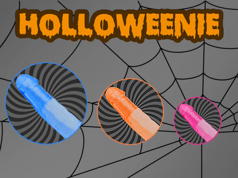 Behold the Holloweenie, the hot new sex toy that will ghost your penis