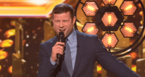 X Factor's Dermot O'Leary schools Ayda Field over song choices: 'Has the penny dropped?'