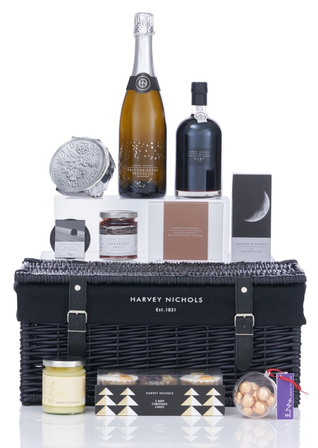 Harvey Nichols Fancy Trimmings Hamper, Ocado-75b4