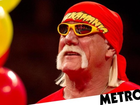 Watch Hulk Hogan make WWE return as host of Crown Jewel in Saudi Arabia