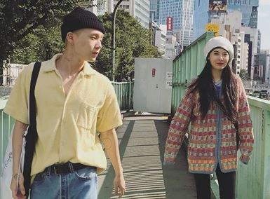 HyunA and E'Dawn brush off the haters as they go public with dating pictures