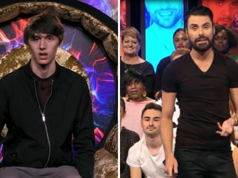 Rylan Clark heaps praise on Big Brother for airing Cameron's emotional coming out scenes