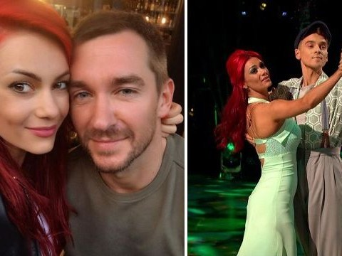 'I'm actually rooting for her and Joe': Anthony Quinlan denies Strictly curse was cause of split from Dianne Buswell