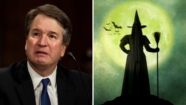 Witches will put hex on new Supreme Court Justice Brett Kavanaugh to 'make him suffer'