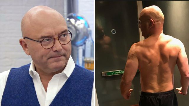 MasterChef's Gregg Wallace is showing off his new physique and his fans are here for it