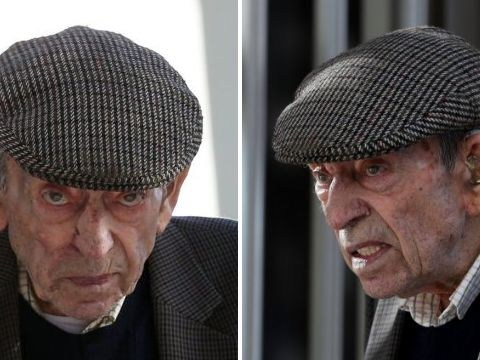 Double-child rapist, 86, avoids jail 'because he's old and ill'