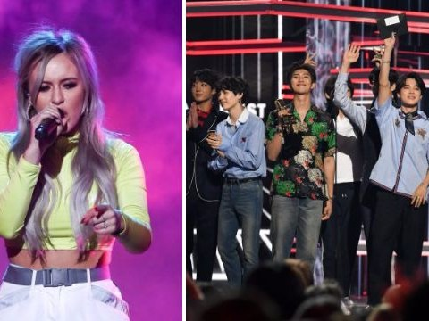 X Factor's Molly Scott earns BTS Army seal of approval with cover of Fake Love: 'Her voice is beautiful'