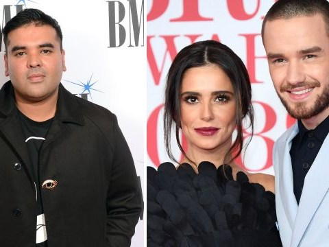 Cheryl's mate Naughty Boy would find it 'difficult' to collaborate with Liam Payne