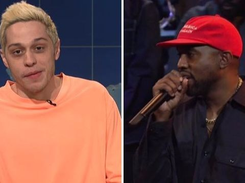 Pete Davidson slams Kanye West for awkward SNL speech: 'Being mentally ill is not an excuse to be a jackass'