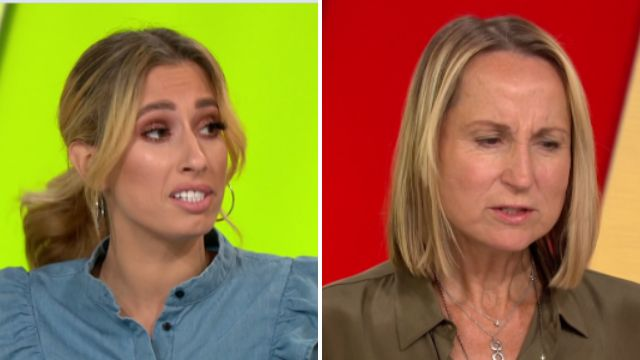 Carol McGiffin slams decision to expose Philip Green in heated debate with Stacey Solomon over #MeToo