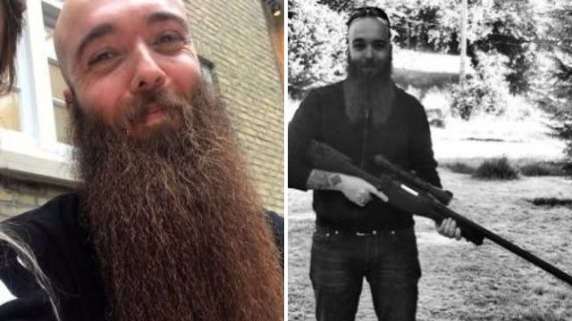 Drugs kingpin jailed after arriving in US to compete in beard-growing contest