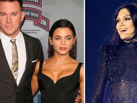 Jenna Dewan 'knew Channing Tatum was dating' as Jessie J romance rumours amp up