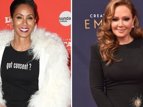 Jada Pinkett Smith and Leah Remini have ended their Scientology feud