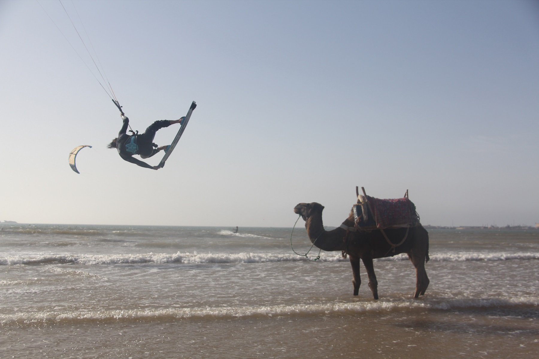 Winter in Morocco: It's time you tried a crash course in kitesurfing on the windy beaches of Essouaria