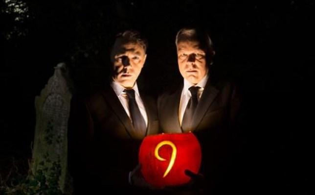 Inside No 9 Halloween episode