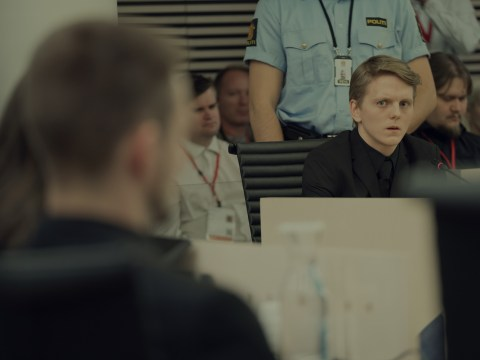 Why Paul Greengrass believes Anders Breivik's extreme Nazi world views should be seen on film