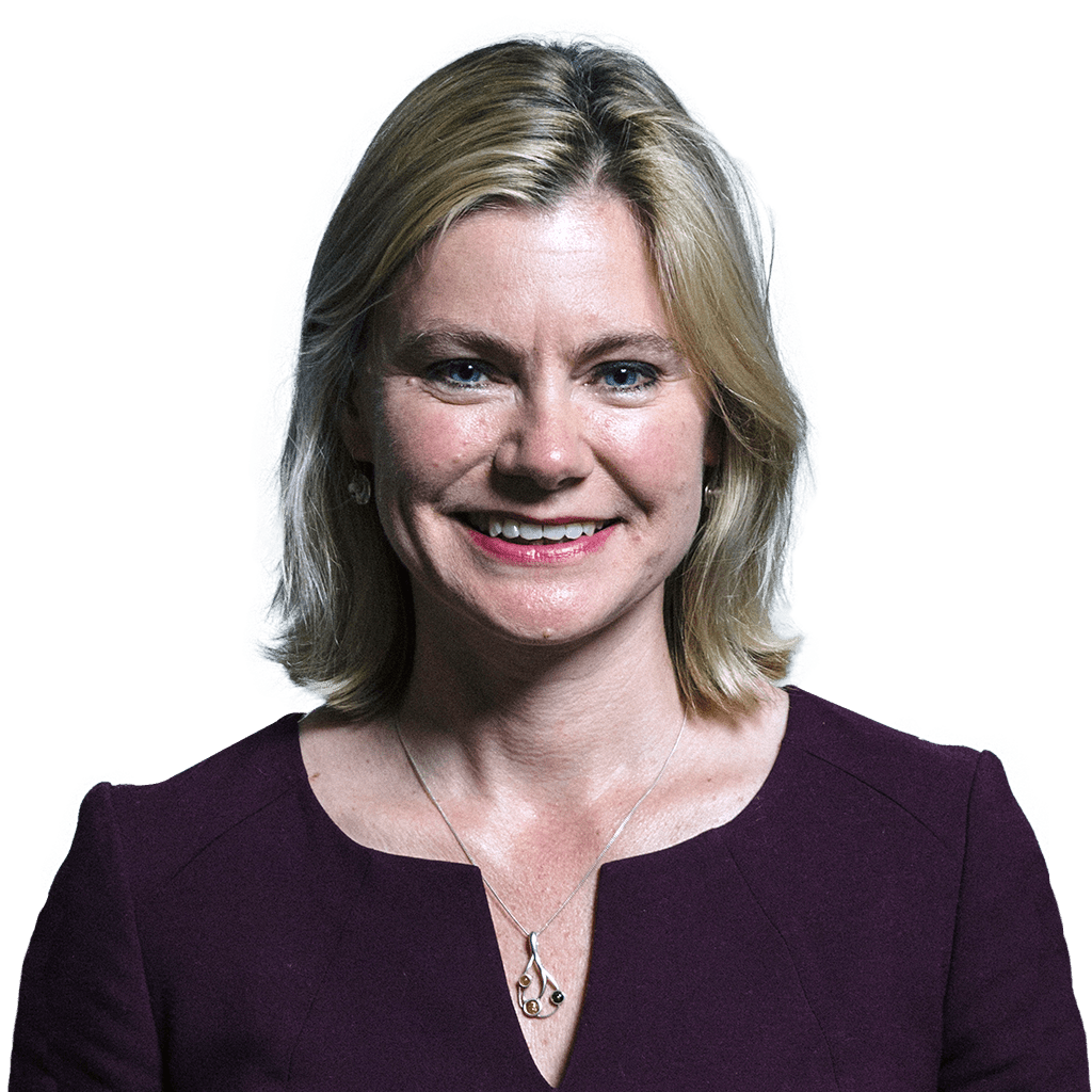 author avatar image for Justine Greening