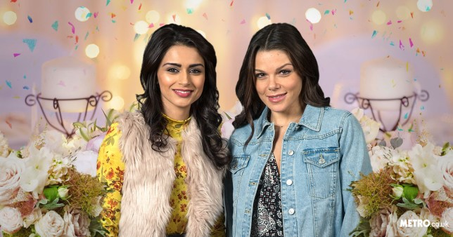 Kate and Rana are getting married in Coronation Street