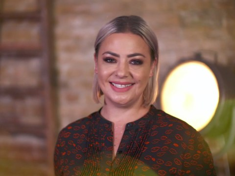 Lisa Armstrong comforted by Seann Walsh's ex Rebecca Humphries over 'Britain's Got Talent axe'