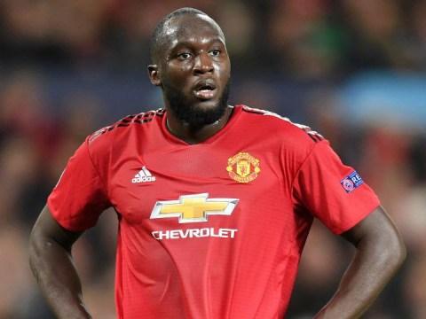 Jose Mourinho basically confirms Romelu Lukaku will start up front for Manchester United against Everton