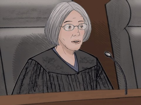 Why Making a Murderer Part 2 features sketched scenes instead of footage