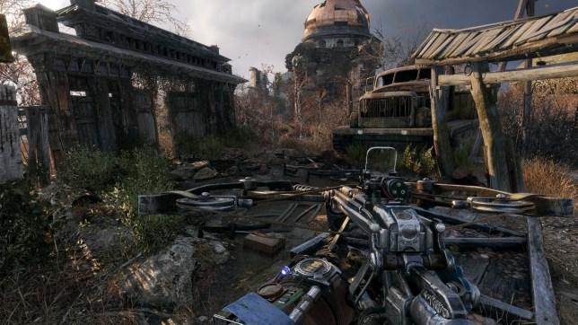 Metro Exodus - gaming's grimmest post-apocalypse