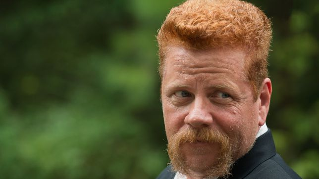 Michael Cudlitz as Abraham Ford in The Walking Dead