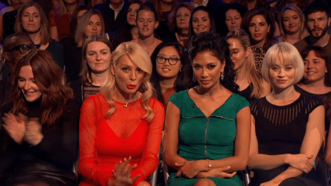 Strictly viewers left cringing after live singers 'destroyed' Nicole Scherzinger's song Poison – in front of her