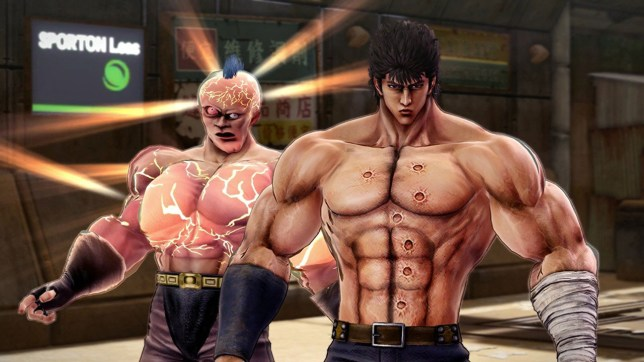 Fist Of The North Star: Lost Paradise (PS4) - fighting mad