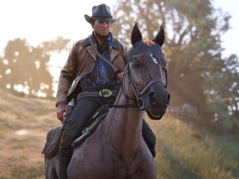How to save your game in Red Dead Redemption II