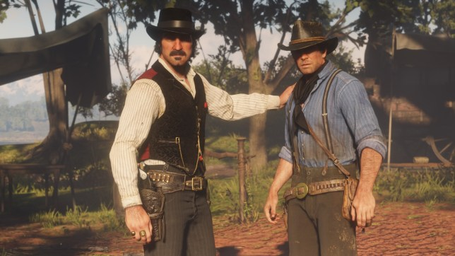 Red Dead Redemption II - could it be getting a VR mode?