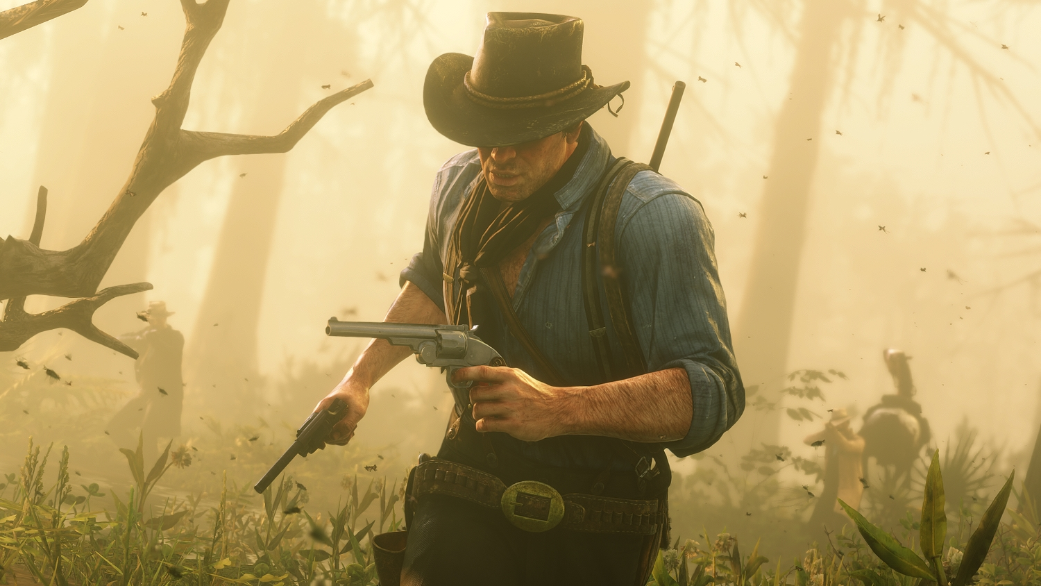 Tips on how you can get rid of a bounty in Red Dead Redemption II