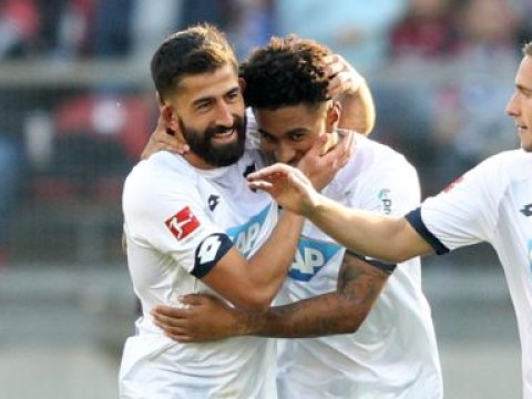 Arsenal fans demand Reiss Nelson is recalled in January after brace for Hoffenheim