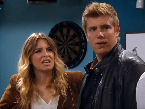 Emmerdale spoilers: Robert and Charity wage war on Rebecca and Ross in double exit storyline