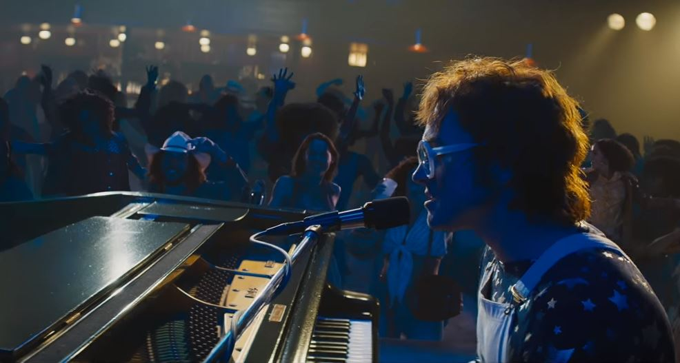 Elton John film Rocketman