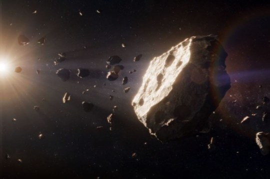 Rosa Parks asteroid in Doctor Who