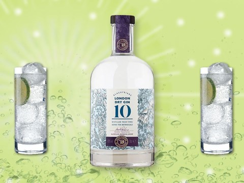 Sainsbury's own brand gin beats Tanquery, Gordon's and Beefeater to be crowned the best