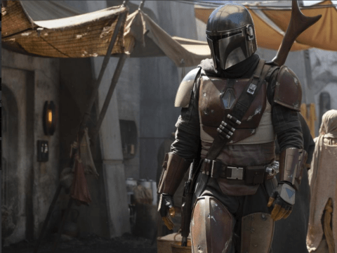 Thieves target film set of upcoming Star Wars show The Mandalorian