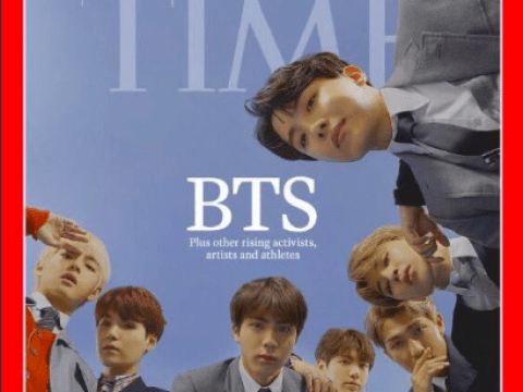 BTS make TIME magazine's 'Next Generation Leaders' list as they land slick magazine cover